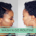WASH N GO ROUTINE