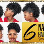 6 Natural Hairstyles For Medium Length Hair Special Occasions