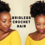 bridless crochet